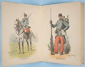 Armee Francaise et Armee Russe [RARE]: Dumaresq, Armand; uncredited]