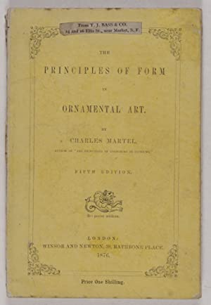 1) The Principles of Form in Ornamental Art2) Winsor & Newton's List of Colours and ...