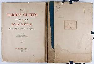 Les Terres Cuites Grecques D'Égypte de la Collection Fouquet: Perdrizet, Paul Frederic