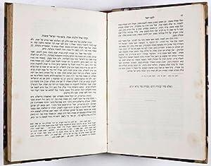Leket Yosher le-Rav Yoseph Bar Moshe. Kolel minhagim, piske halakhot u-teshuvot shel Rabbo ha-Gaon ...