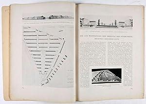 Wasmuths Monatshefte für Baukunst. Juli 1929, Heft 7 + Die Wohnung: Zeitschrift für Bau- ...