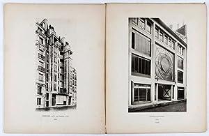 Les Albums d'Art Druet XVI: A. et G. Perret. 24 Phototypies: Mayer, Marcel (Introduction by)