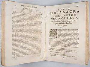 Siria sacra :Descrittione, istorico-geografica cronologico-topografica delle due Chiese Patriarcali...