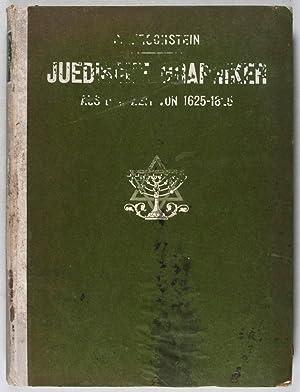 Judische Graphiker aus der Zeit von 1625-1825: Kirschstein, Salli