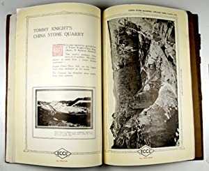 The China Clay Works in Cornwall & Devon: English China Clays Ltd