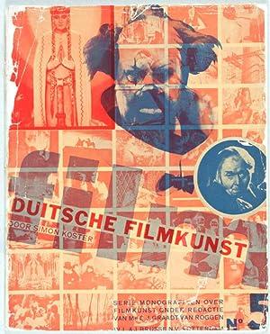 Duitsche Filmkunst: Koster, Simon