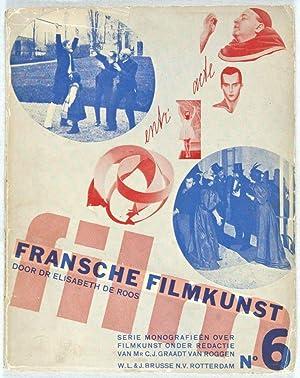 Fransche Filmkunst: Roos, Dr. Elisabeth