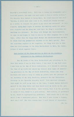 The King of Siam Speaks (Mimeographed Manuscript) [RARE]: Pramoj, Seni and Kukrit Pramoj