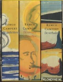 Campert compleet in cassette: De gedichten; De romans en novellen; De verhalen (3 delen in box) - Campert, Remco