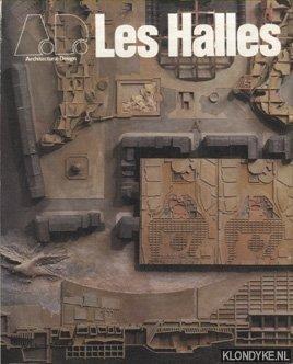 Architectural Design 9/10 1980: Les Halles - Papadakis, Dr. A.C.