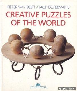 Creative puzzles of the world: Delft, Pieter van
