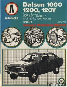 datsun b210 manual