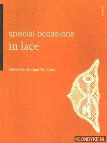 Special occasions in Lace: Cook, Bridget M.