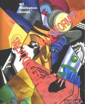art illustratation design: Valvoformes et Valvocouleurs: Barbieri, Daniele