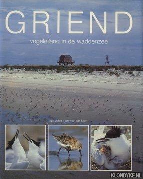 Griend vogeleiland in de waddenzee: Veen, Jan &