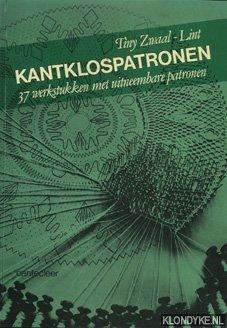 Kantklospatronen. 37 werkstukken met uitneembare patronen: Zwaal-Lint, Tiny