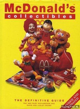 McDonald's collectibles: Happy Meal toys and memorabilia,: Richardson, Ray &