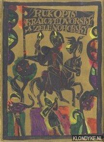 Rukopis královédvorsky: Bednar, Kamil &