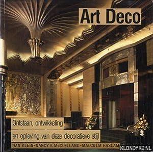 Art Deco: ontstaan, ontwikkeling en opleving van: Klein, D.