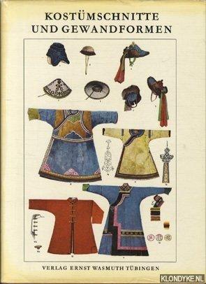 Kostümschnitte und Gewandformen. Eine Übersicht der Kostümschnitte: Tilke, Max