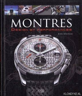 Montres Design et performances: Simonian, John