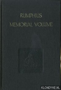 Rumphius memorial volume: Wit, H.C.D. de