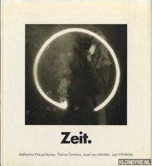 Zeit.: Krauss-Vonow, Katharina &