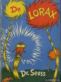 De Lorax: Seuss, Dr.