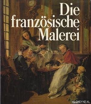 Die französische Malerei: Damisch, Hubert -