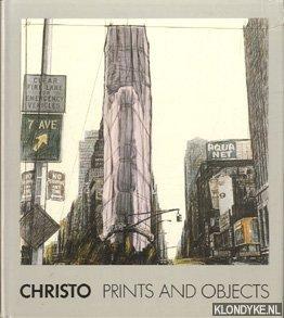 Christo prints and objects: Schellman, Jörg &