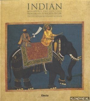 Indian miniatures and paintings from the 16th: Filippi, Gian Giuseppe