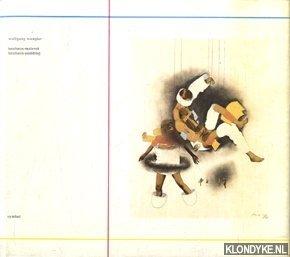 Bauhaus-Malerei / Bauhaus-painting: Wangler, Wolfgang