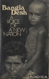 Bangladesh. A voice of a new nation.: Nandy, Pritish (translator)