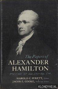 The Papers of Alexander Hamilton, Volume XV: Hamilton, Alexander &