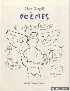 Marc Chagall: Poèmes: Chagall, Marc