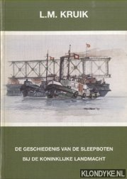 De geschiedenis van de sleepboten bij de: Kruik, L.M.