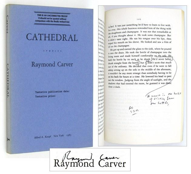 cathedral raymond carver text