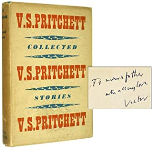 Collected Stories [Inscribed Association Copy]: PRITCHETT, V.S.