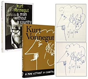 A Man Without a Country [Signed American,: VONNEGUT, Kurt