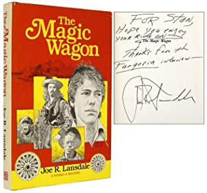 The Magic Wagon [Inscribed Association Copy]