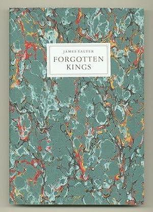 Forgotten Kings: SALTER, James