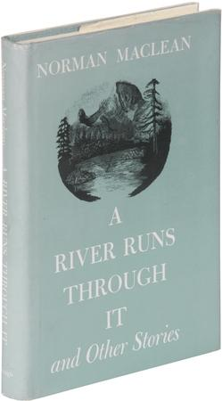 A river runs through it book essay