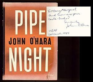 Pipe Night: O'HARA, John