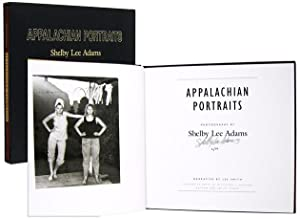 Appalachian Portraits [No. 2 of 50 Signed: ADAMS, Shelby Lee
