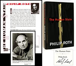 The Human Stain [Review Copy]: ROTH, Philip