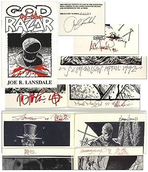 God of the Razor [Super Limited Edition]: LANSDALE, Joe R.