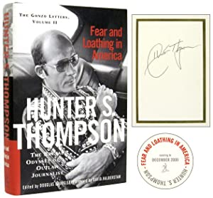 searching for the american dream and the quest of hunter s thompson Hunter, who noted that dell's dna of cost  as well as reduce the dell hell prominent on internet search  dell and fellow american contemporary.