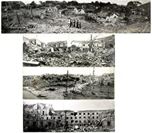Photographs of Bombing