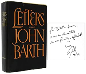 Letters [Inscribed Association Copy]
