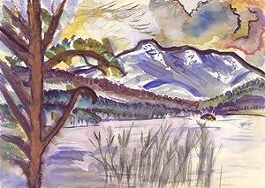 Mt. Chocorua In The Snow: CUMMINGS, E.E.